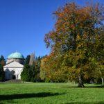 Herbsttag in Bückeburg