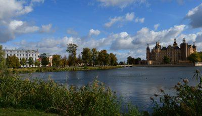 Schloß in Schwerin
