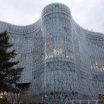 Neue Cottbuser Uni-Bibliothek ist architektonisches Meisterwerk